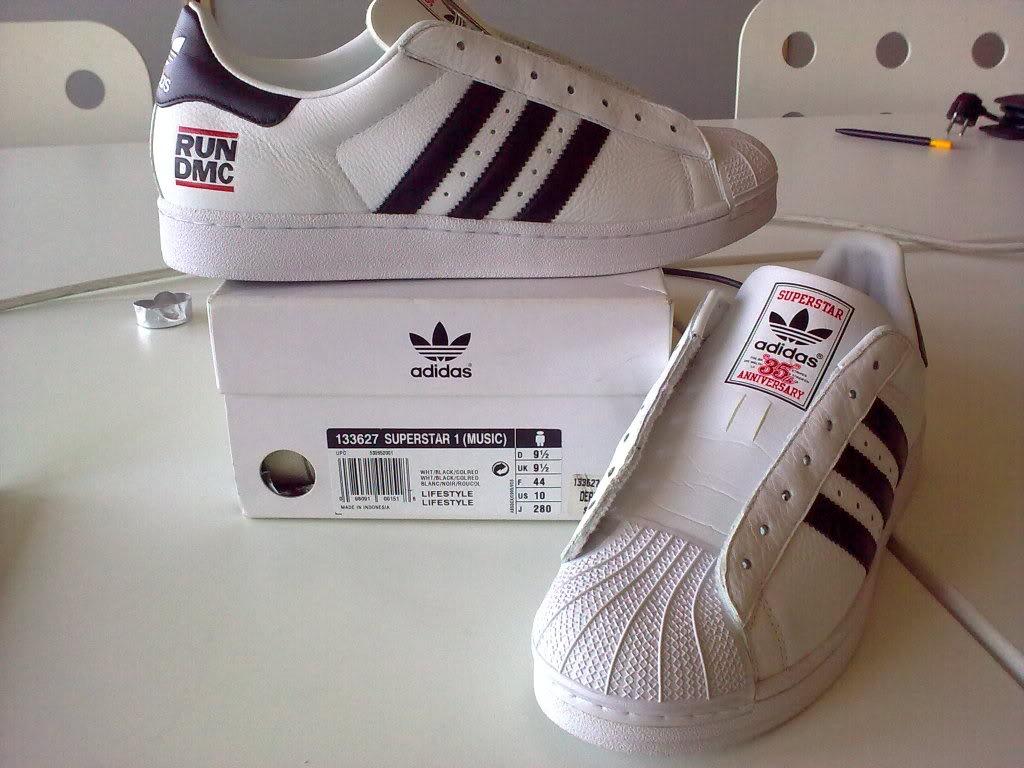 adidas run dmc scarpe